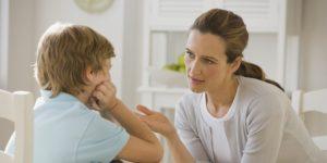 Ruhsal destek, çocuklara annenin ruhsal desteği, çocuklara anne desteği
