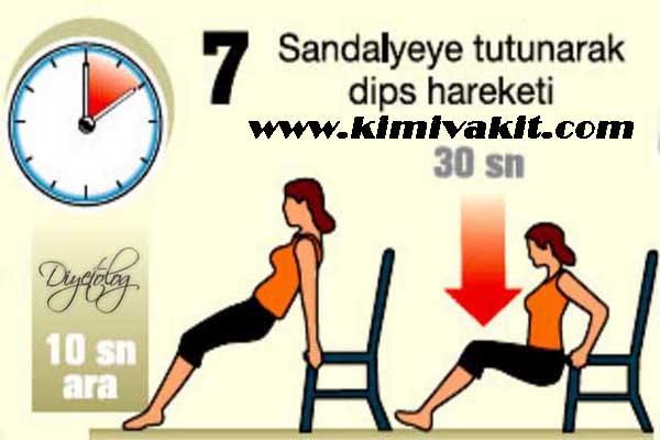 hızlı zayıflatan egzersizler, zayıflatan kolay egzersizler, zayıflatan egzersiz nelerdir