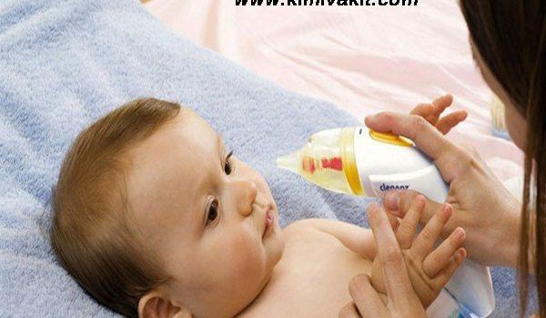 bebeklerde burun tıkanıklığını giderme, burun tıkanıklığını geçirme, bebeklerde burun tıkanıklığını geçirme