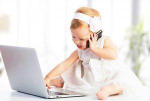 çocukların teknoloji ile yakınlığı, teknolojinin çocuklar üzerindeki etkisi
